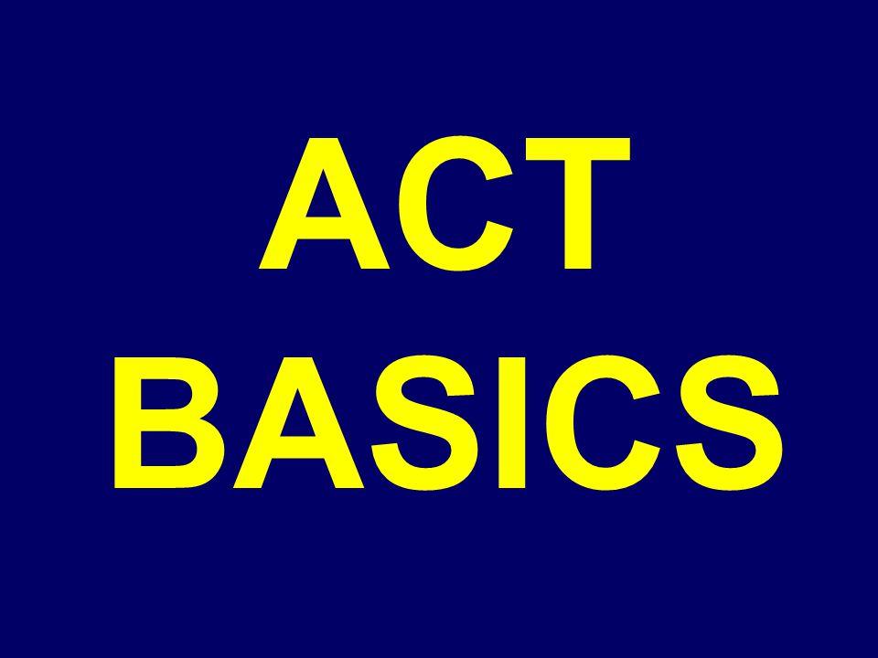 ACT BASICS