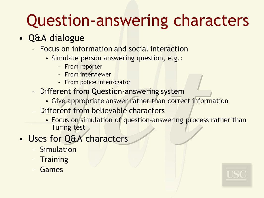 Estimate P(w|Q) v.2 Approach 2: Answer text matters.
