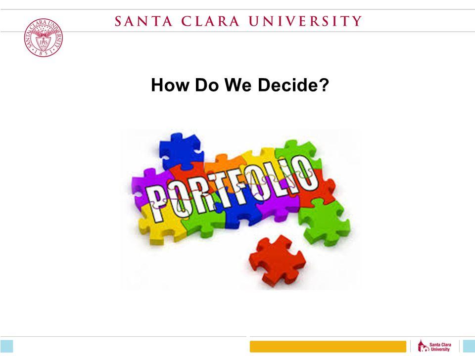 How Do We Decide?