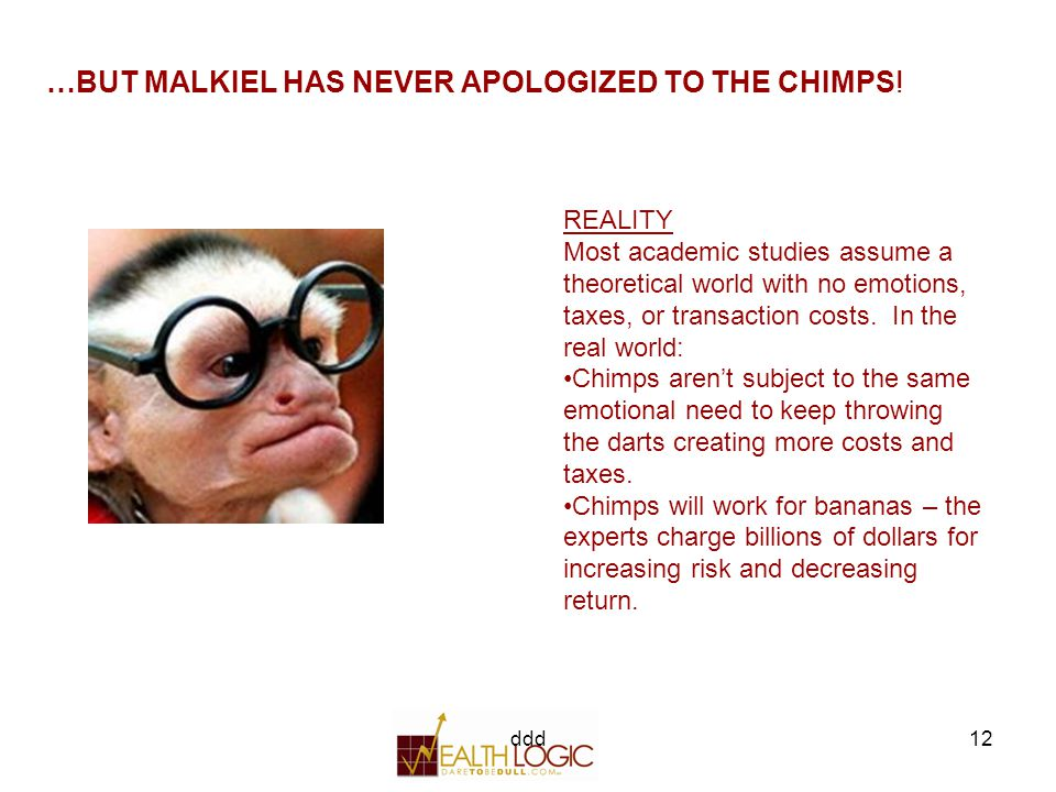 ddd12 …BUT MALKIEL HAS NEVER APOLOGIZED TO THE CHIMPS.