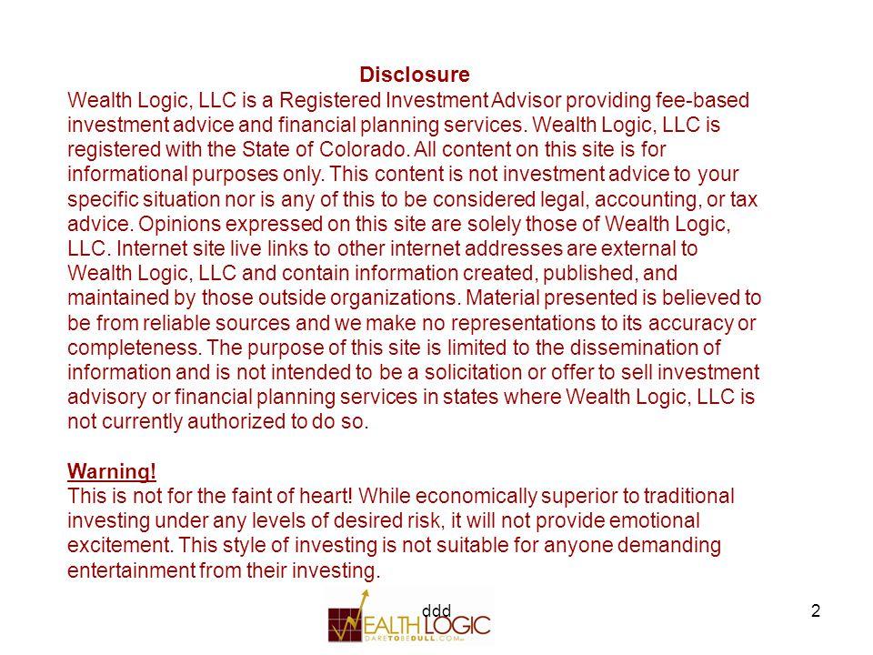 ddd33 Behavioral Finance