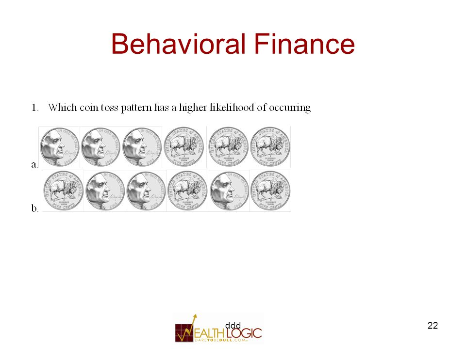 ddd22 Behavioral Finance