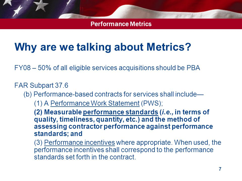 Performance Metrics 18 Decide how to Measure & Manage Performance People get really wrapped up in performance measures and SLAs, but this can be made simple if you want it to be.