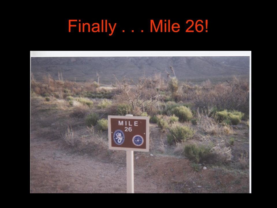 The Bataan Memorial Death March was the hardest physically challenging event that I have ever completed.