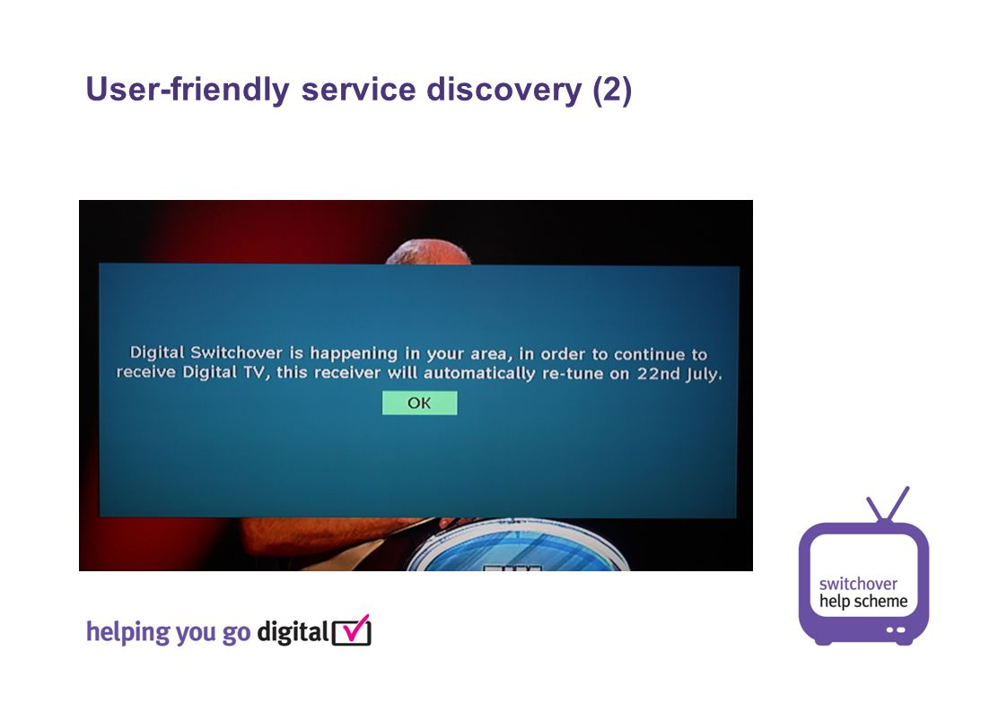 User-friendly service discovery (2)