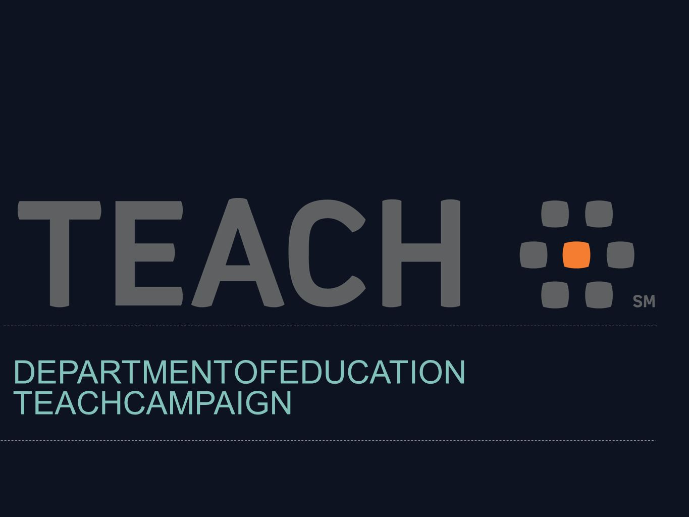 To inspire and empower the most talented and dedicated Americans to become teachers