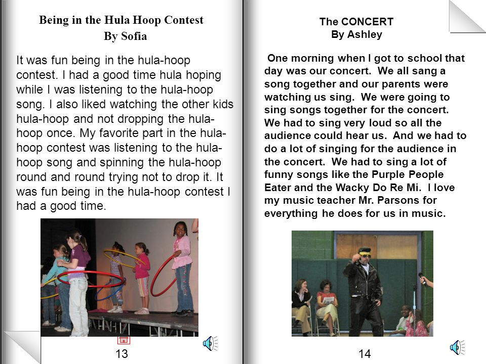 1112 The Best Concert By Matthew At the concert on May 15 th we sang a lot of songs and it was hard.