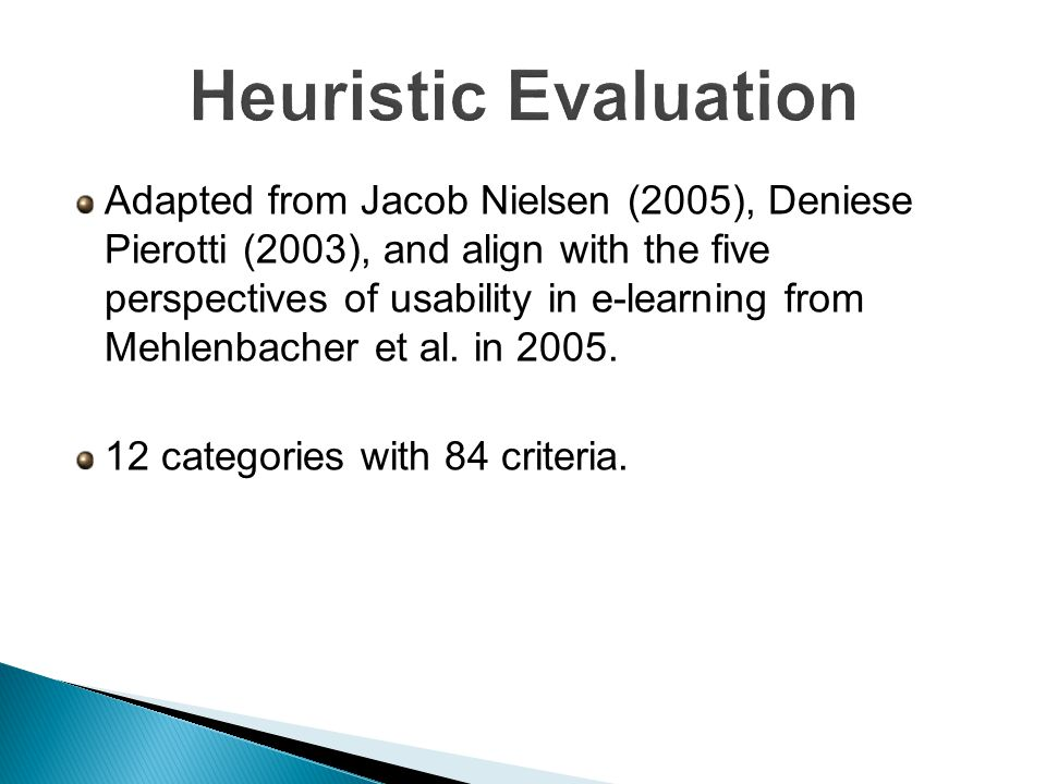 Overall, the Microsoft Excel e-learning lessons only met 57.3% of the heuristic evaluation criteria.