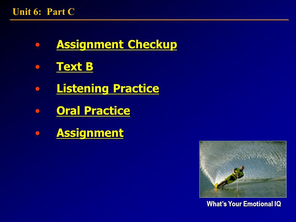 21st Century College English: Book 4 Unit 6: Part C
