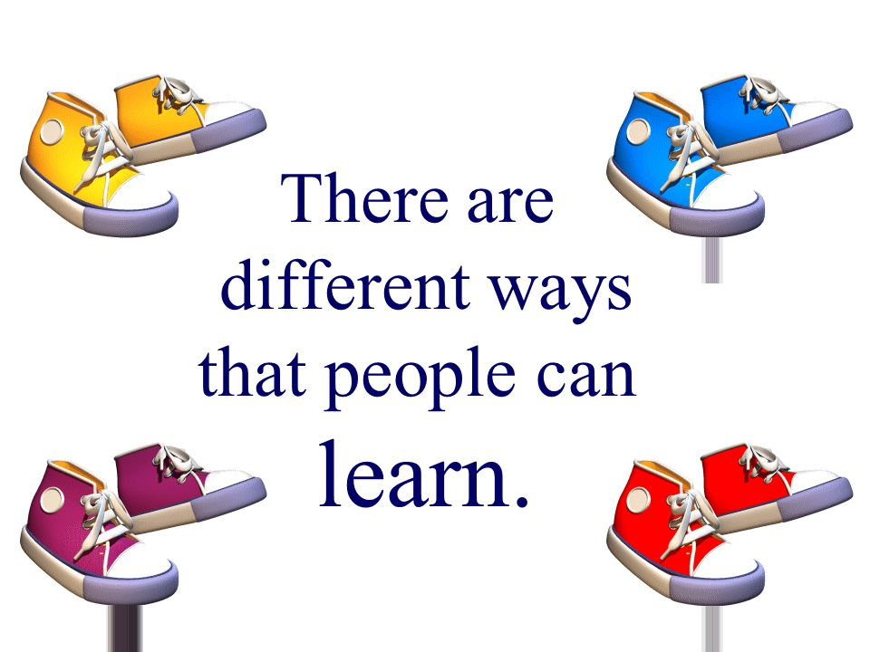 Do you know what kind of learner you are