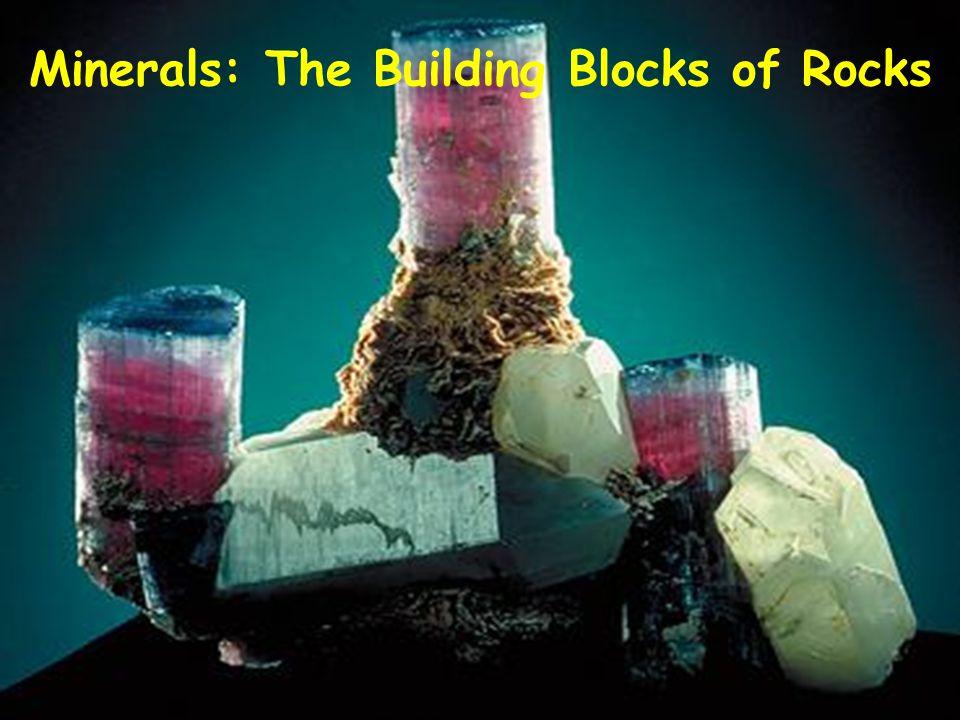 Minerals: The Building Blocks of Rocks