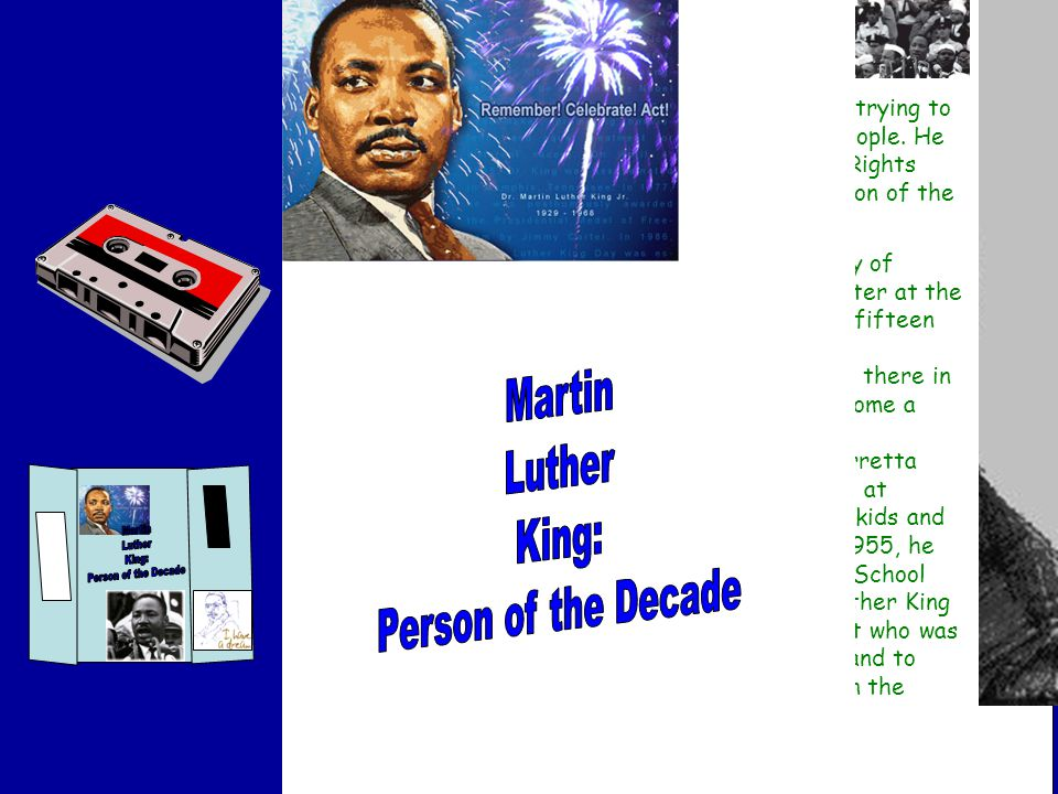 182 Martin Luther King Jr. by student… Martin Luther King Jr.