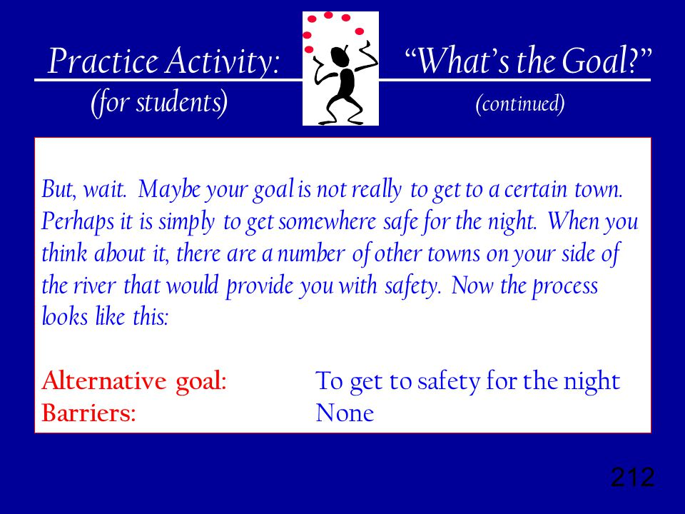 212 Practice Activity: (for students) But, wait.