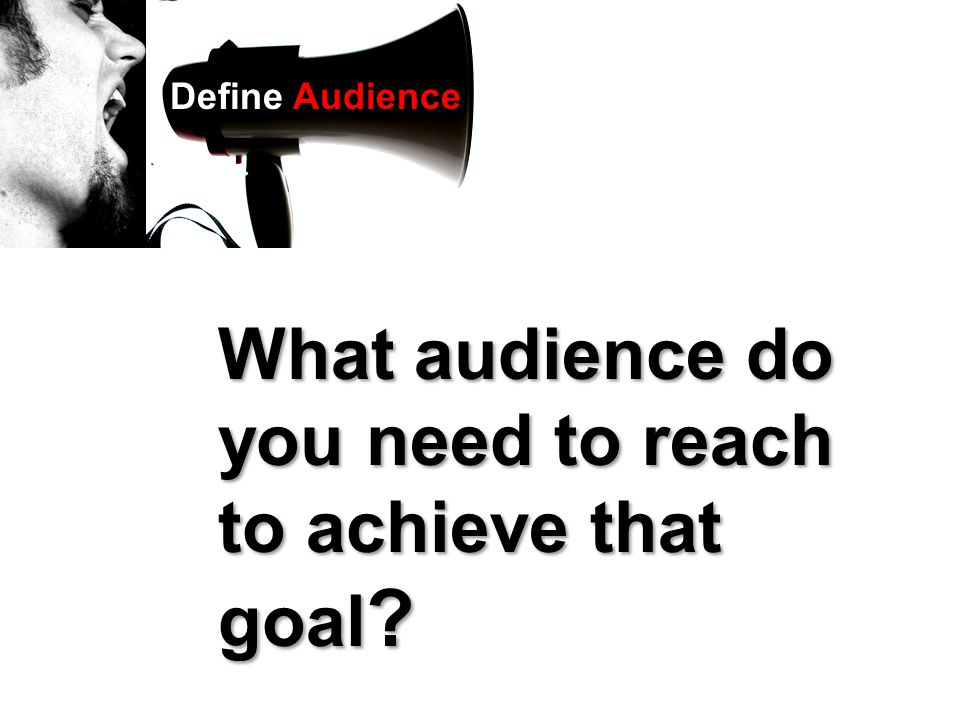 Goals: trainings : PG : patient-friendly Audiences: Examples