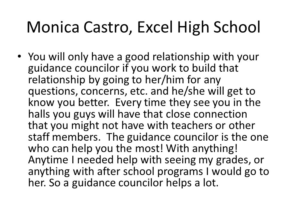 Keisha Bautista, EMK Health Careers Academy Middle school is still a place where you may think you can fool around.
