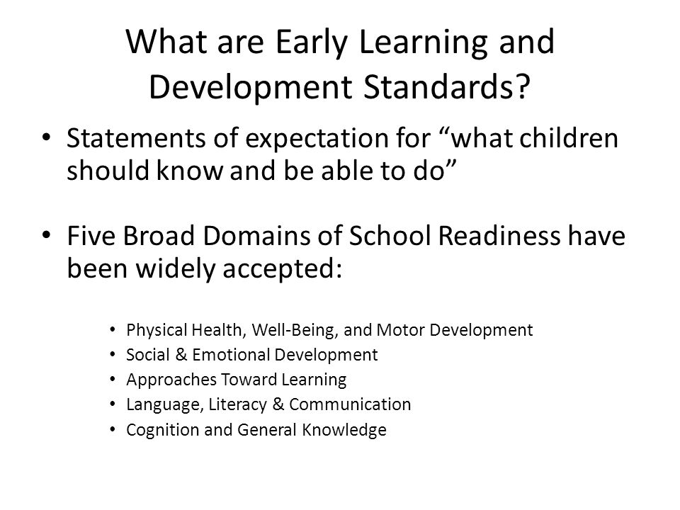 36 Questions for Phase II validation Can this scale measure achievement of standards/competence/ability.