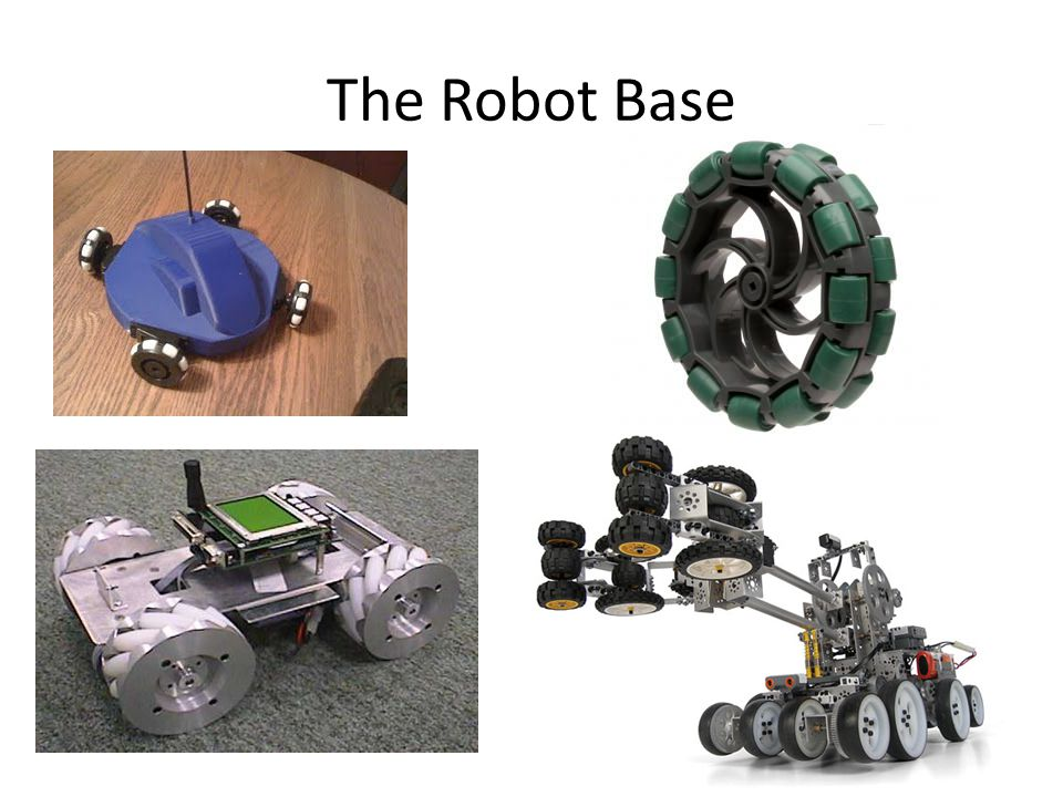 The Robot Base