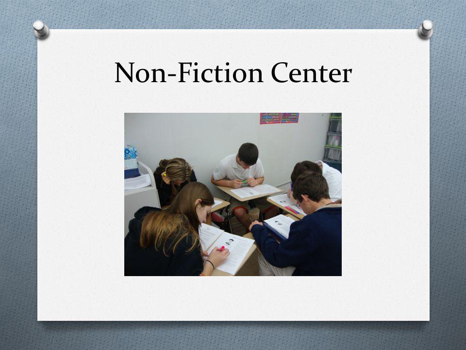Non-Fiction Center