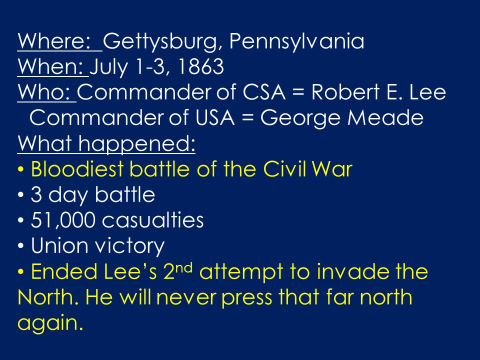 Now, on to the Battle of Chickamauga…