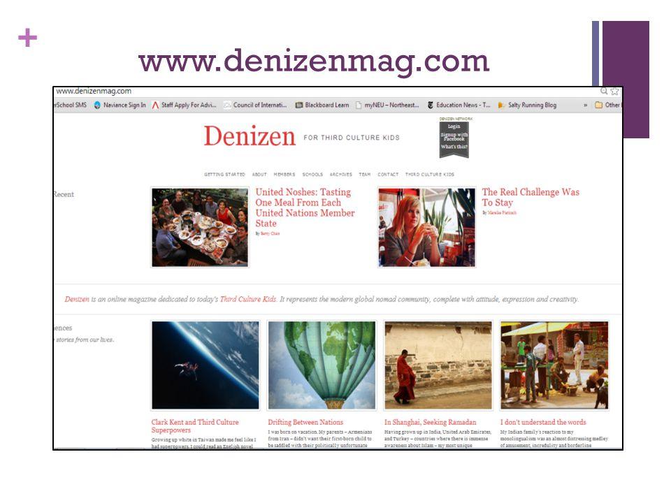 + www.denizenmag.com