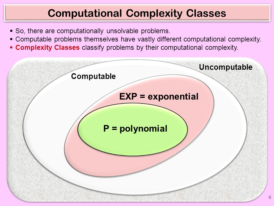 Complements of P and NP NP is not known to be closed under complementation.