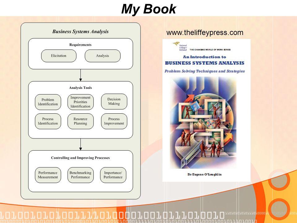 My Book www.theliffeypress.com