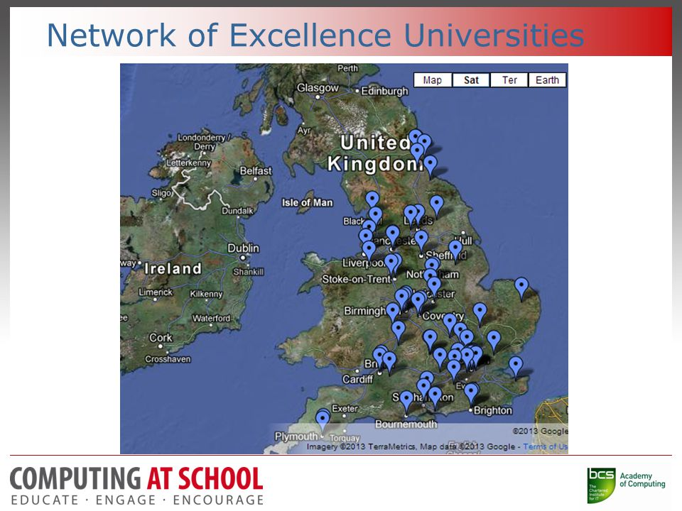 Network of Excellence Universities