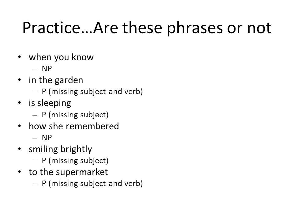 Part III: Phrases Appositive Phrases