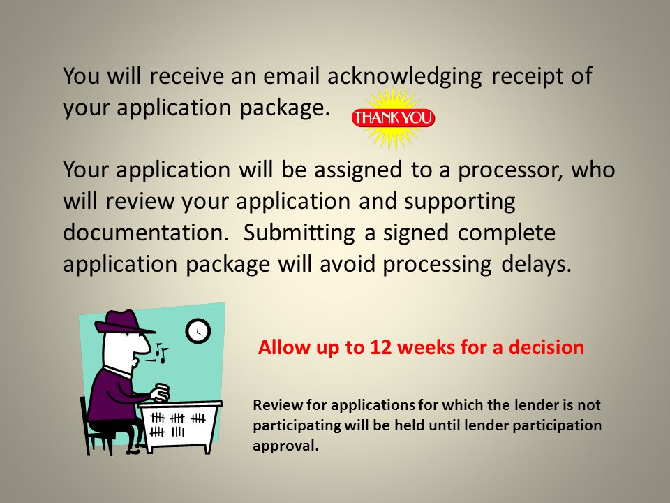 After you complete your application on-line, you will be asked to download your documents. 1.Download and print 2.Read, complete, and sign where indic