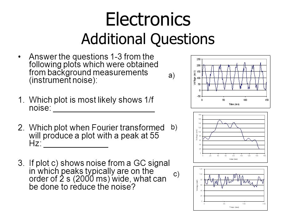 Electrochemistry Overview Applications –quantitative analysis potential measurement methods (e.g.