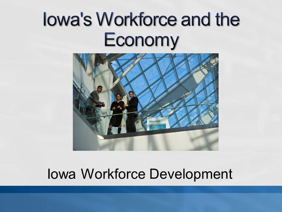 Iowa Workforce Development