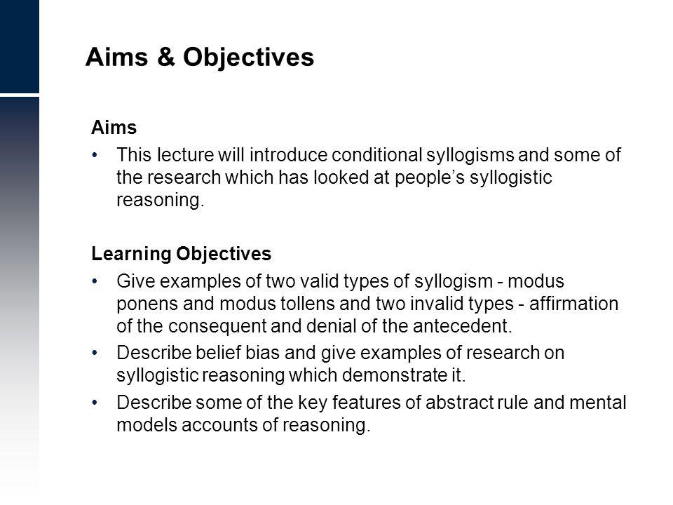 Additional reading Garnham & Oakhill (1994).Thinking and reasoning.