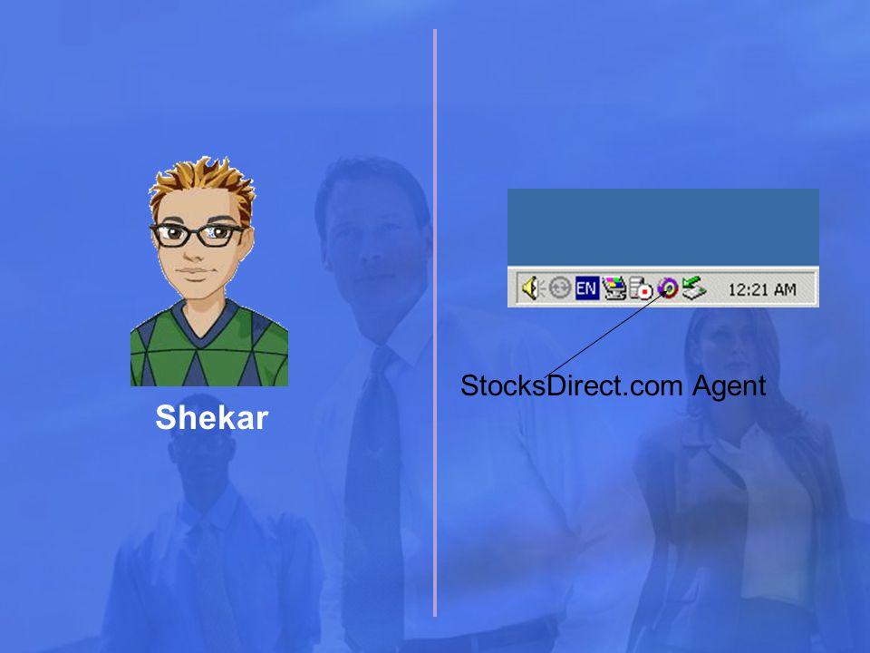 Shekar StocksDirect.com Agent