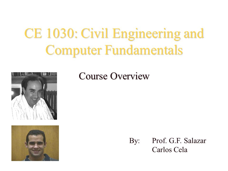 Objectives 1.Civil Engineering Projects 2.Civil Engineering Activity 3.WPI Civil Engineering Courses 4.
