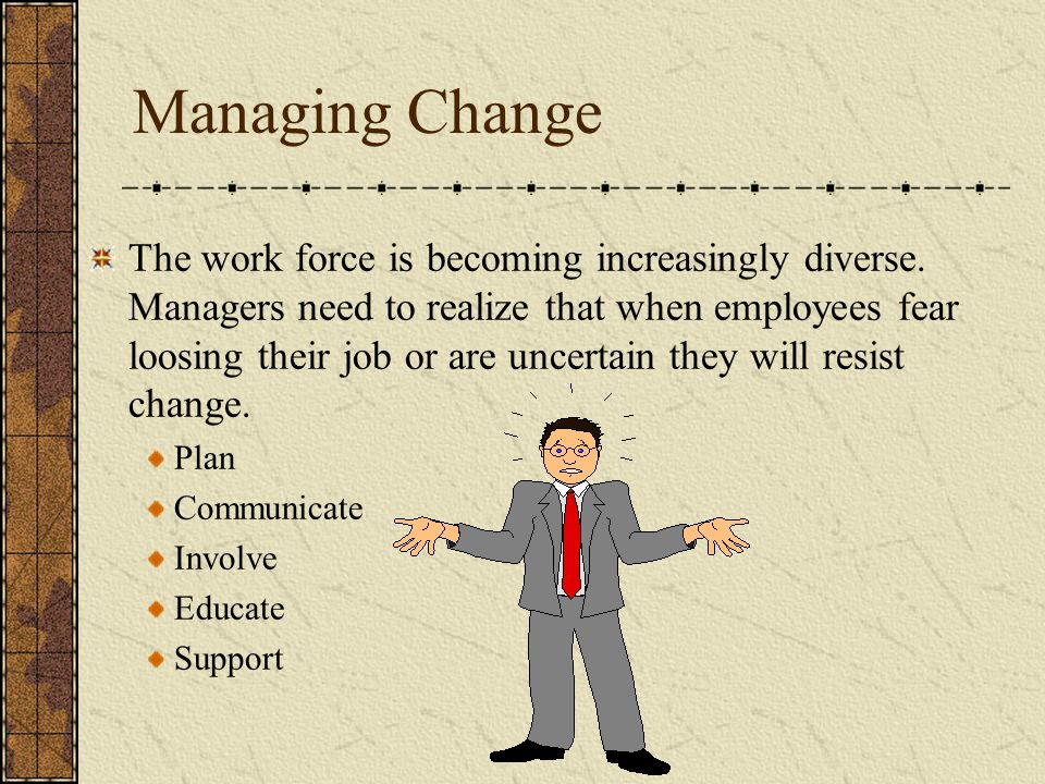 Controlling Function With the proper information, managers can tell how well activities are being performed.