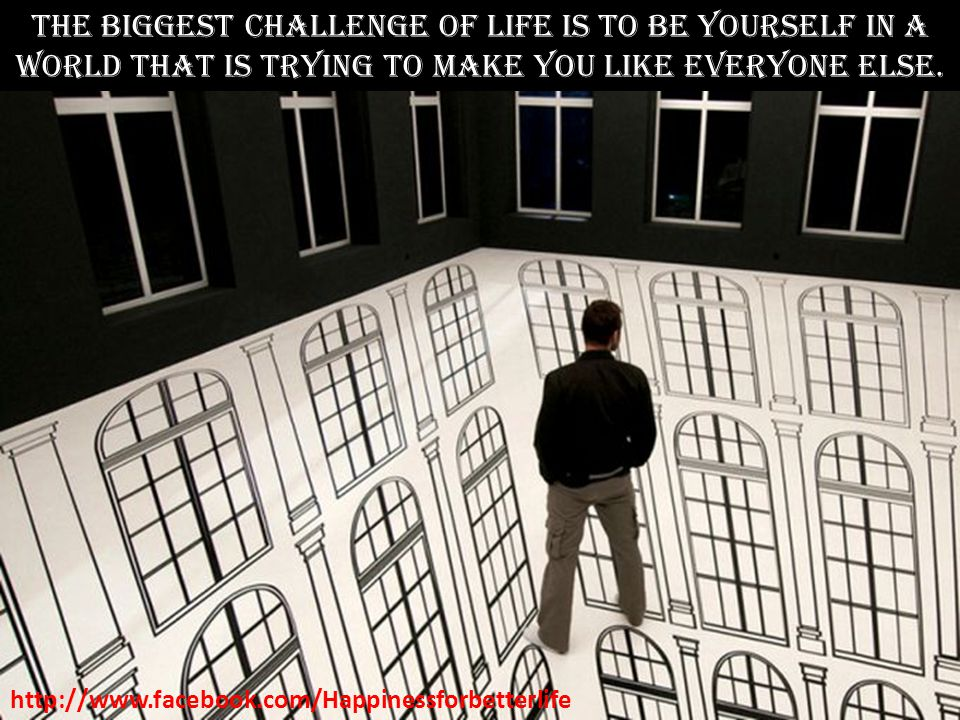 http://www.facebook.com/Happinessforbetterlife You are never too old to set another goal or to dream a new dream.