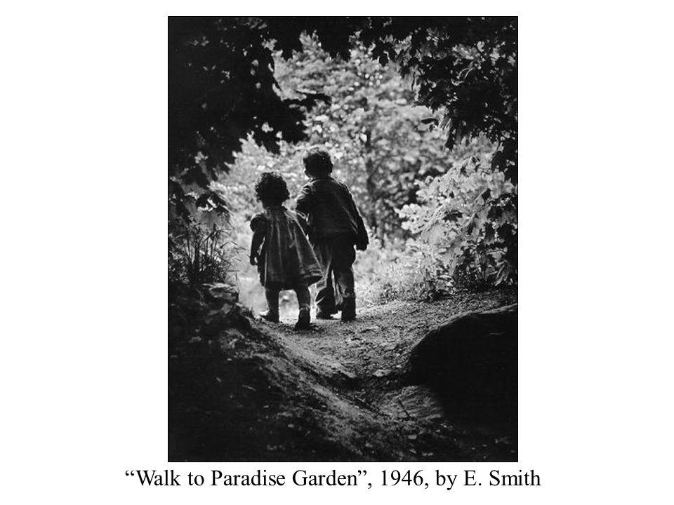 """""""Walk to Paradise Garden"""", 1946, by E. Smith"""