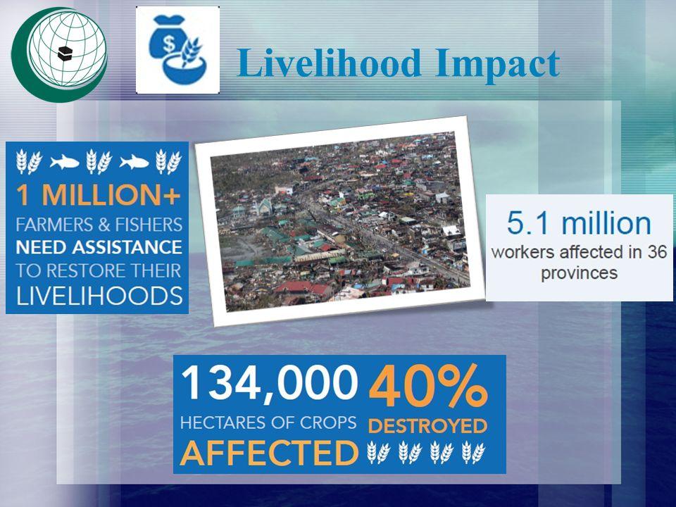 Livelihood Impact