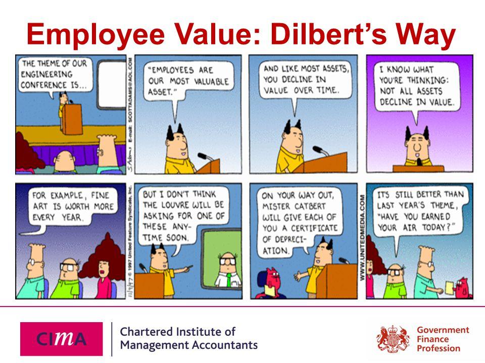 Employee Value: Dilbert's Way