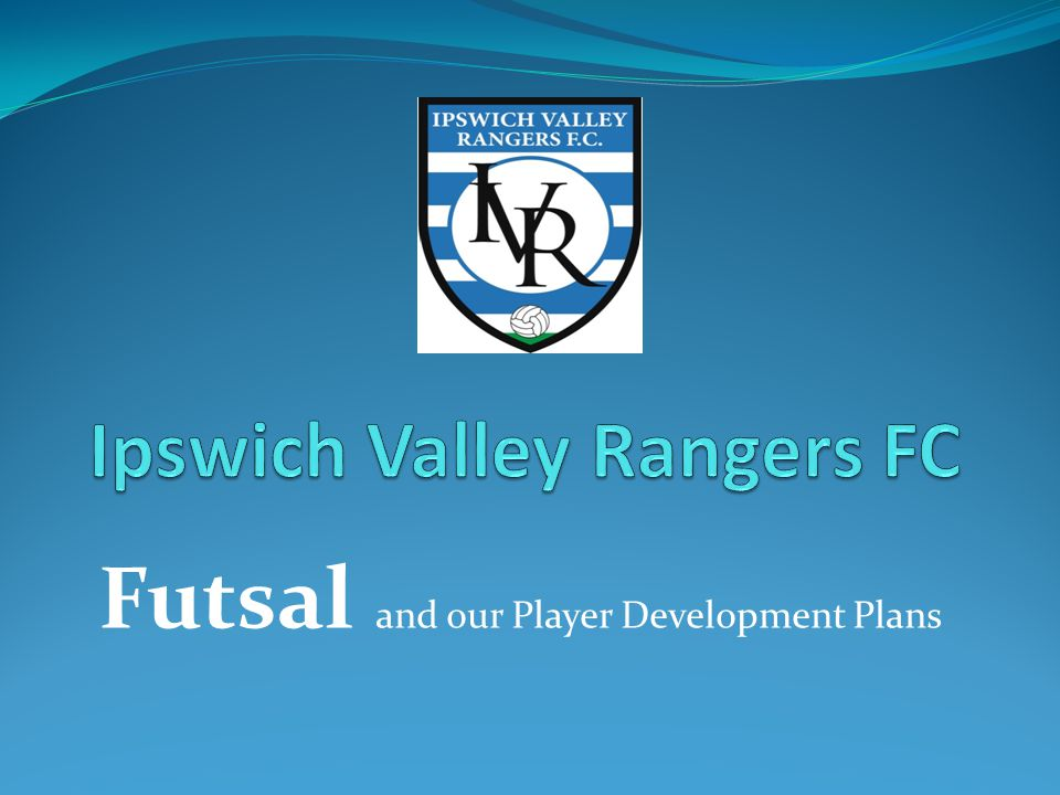Futsal and our Player Development Plans