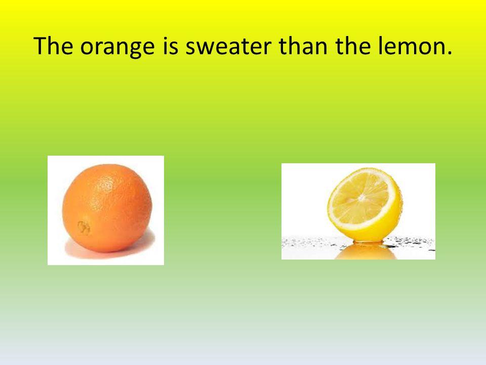 The pumpkin is biger than the peach.