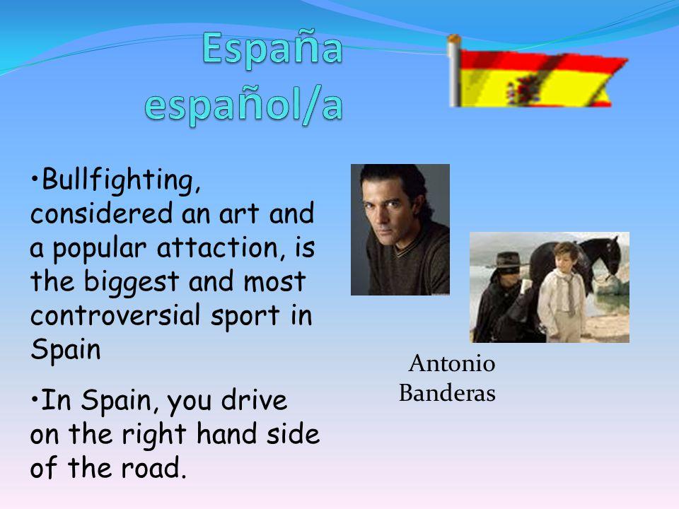 Nationality: español/española España Capital: Madrid