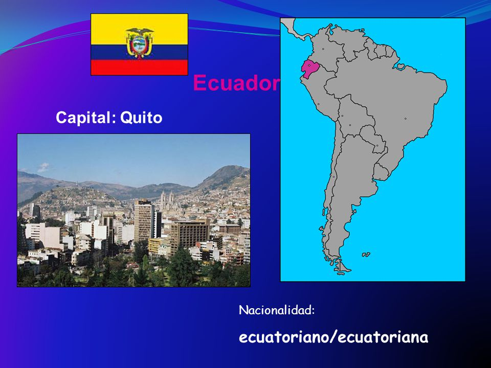 """Capital – Bogota People from Colombia are called """"colombianos"""" We all know that Colombia is the world's leading producer of coca, which is the plant u"""