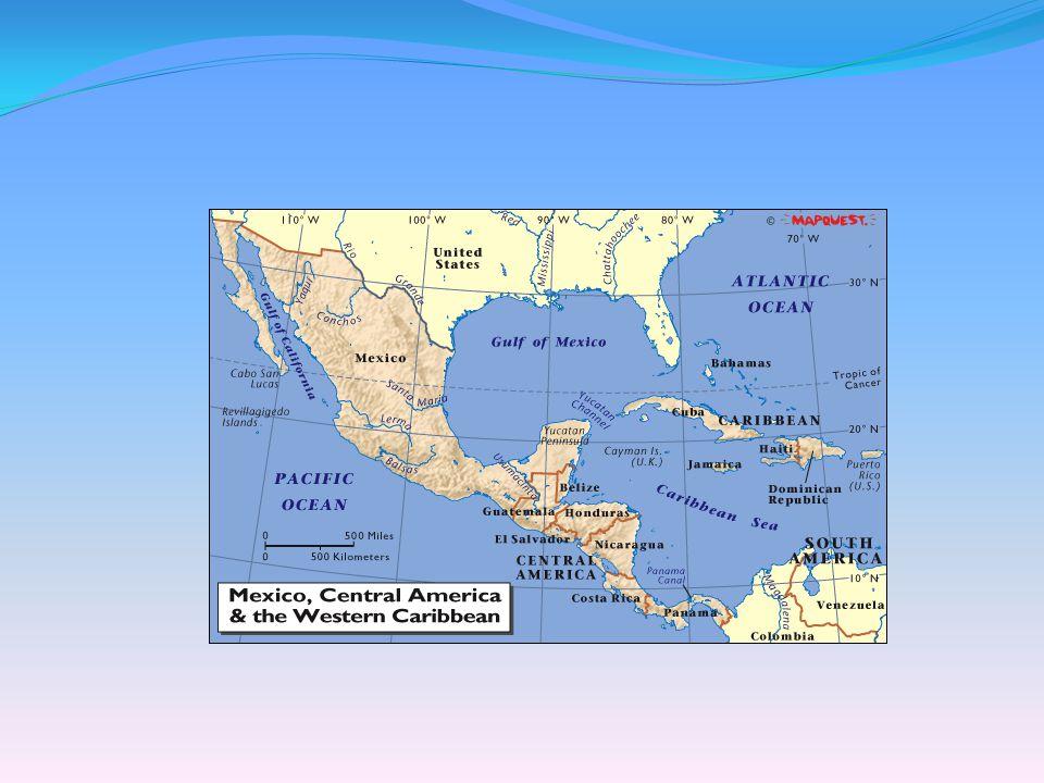 América Central, el Caribeño y México