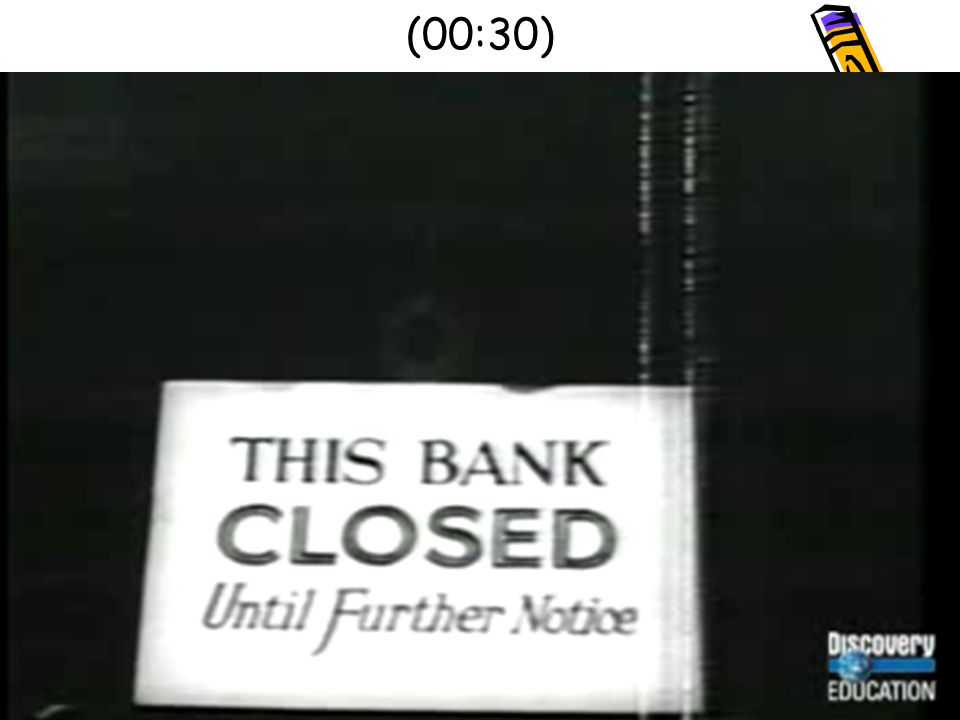 This Bank Closed Until Further Notice (00:30)