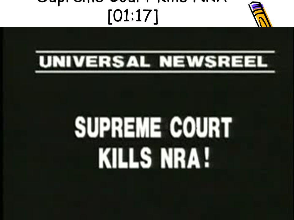 Supreme Court Kills NRA [01:17]