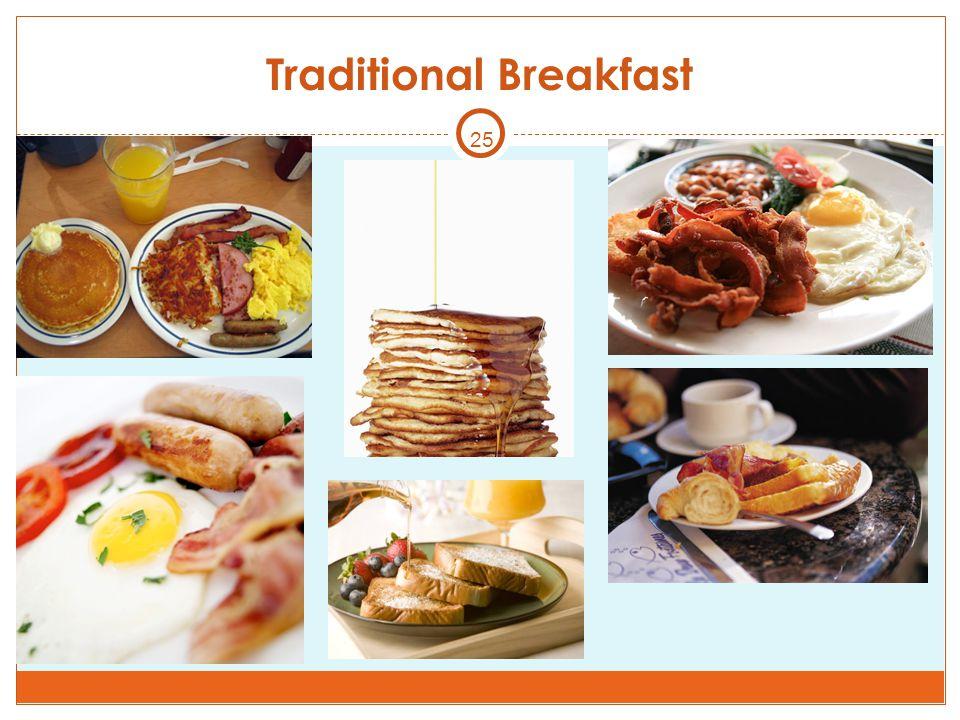 25 Traditional Breakfast
