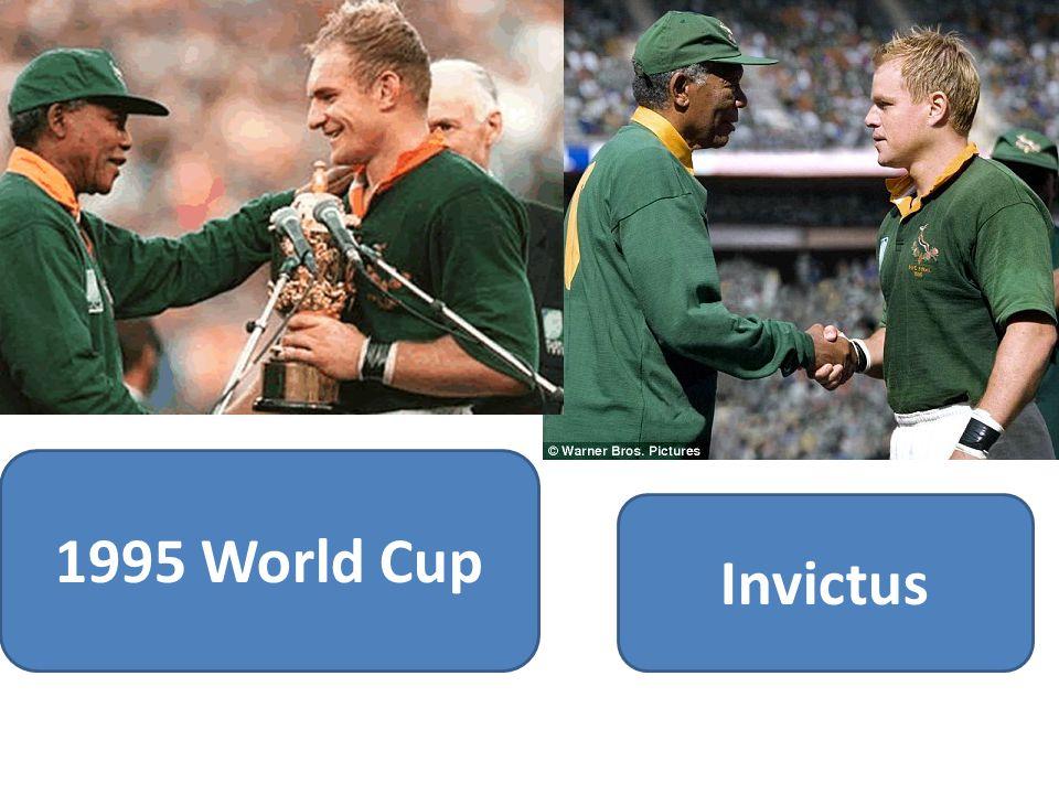 Invictus 1995 World Cup