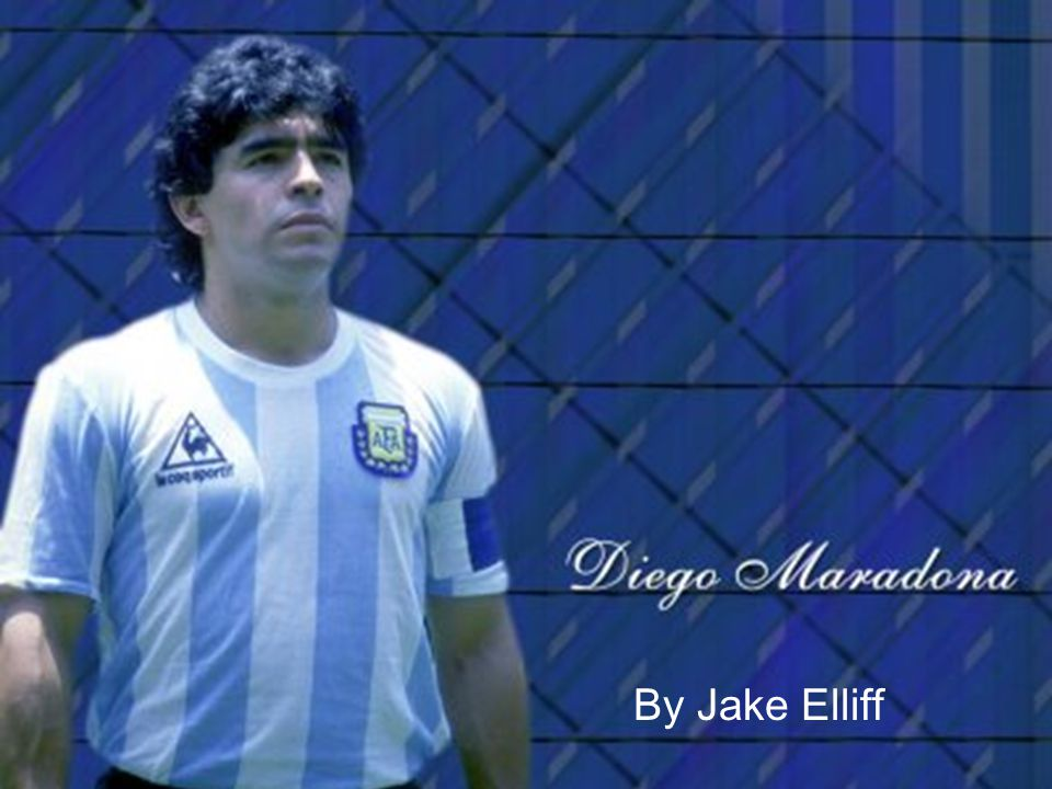 About Maradona Born: October 30, 1960 Birthplace: Argentina Ethnicity: Hispanic Played from 1976-1997 Received many awards, including Greatest Player of the 20 th Century Current coach of the Argentina National Team Born: October 30, 1960 Birthplace: Argentina Ethnicity: Hispanic Played from 1976-1997 Received many awards, including Greatest Player of the 20 th Century Current coach of the Argentina National Team