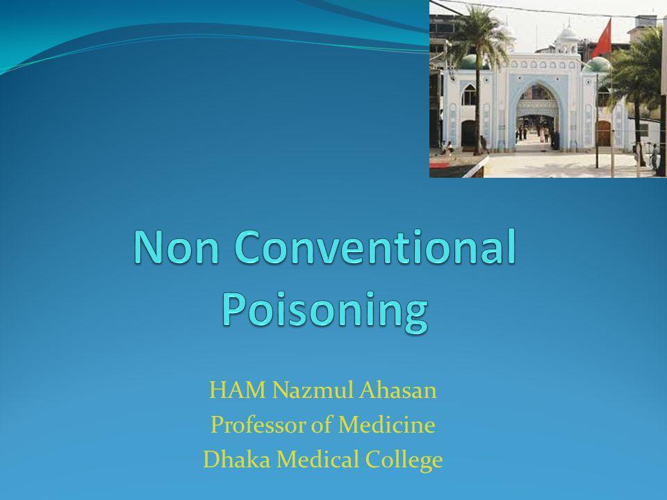 HAM Nazmul Ahasan Professor of Medicine Dhaka Medical College